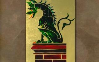 Chimney Dragon: