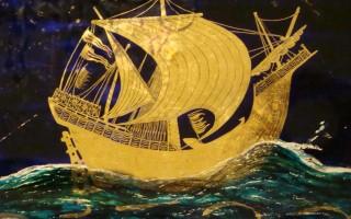 Night Sail 2 (2012)